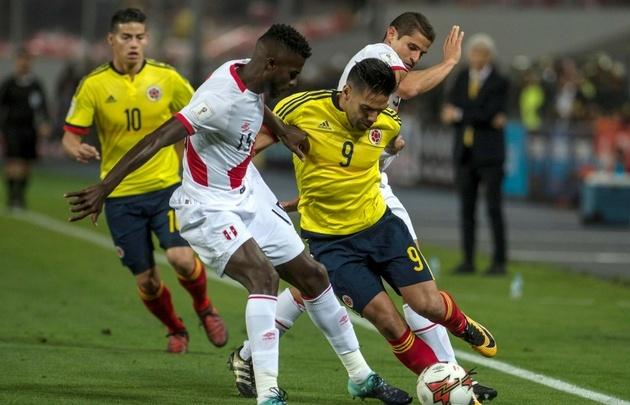 Perú y Colombia no se sacaron ventajas en Lima.