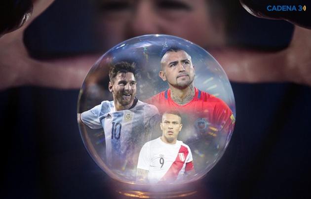 Famosa vidente que predijo la clasificación de Argentina
