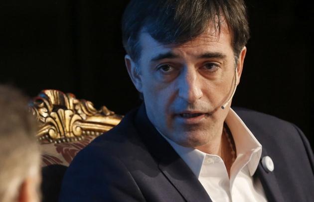 Esteban Bullrich, candidato a senador de Cambiemos por Buenos Aires.