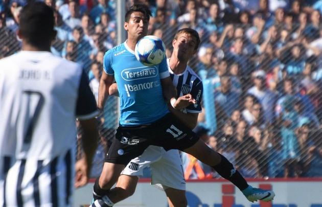 Belgrano y Talleres no se sacaron ventajas en el Gigante.