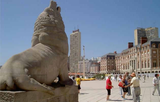 Mar del Plata recibió a más de 100 mil turistas.