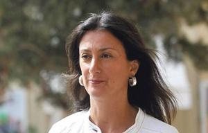 Daphne Caruana Galizia tenía 53 años.