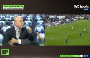 Pagani explotó en vivo contra Esteban Edul (Foto: Captura)