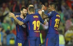 Barcelona recibe a las 15.45 a Málaga.
