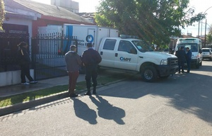Asesinaron a un policía en un asalto en barrio Los Gigantes de Córdoba.
