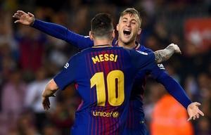 Barcelona sigue invicto y manda en España.