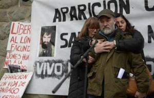 La familia de Santiago Maldonado emitió un nuevo comunicado. (Foto: archivo).