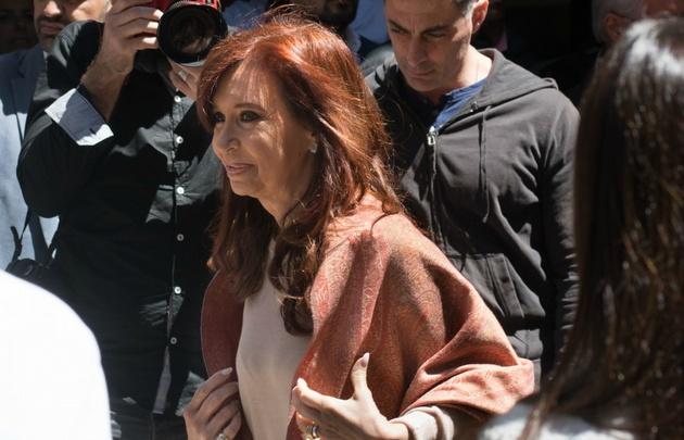 El juez Bonadio procesó y pidió el desafuero de la ex presidenta.