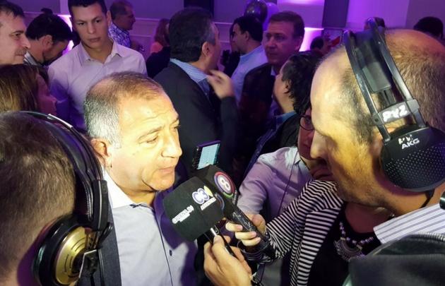 El embajador en Ecuador, Luis Juez, se entusiasma de cara a 2019.