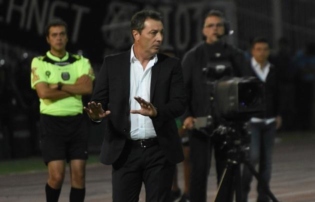 Kudelka analizó la goleada de Talleres.
