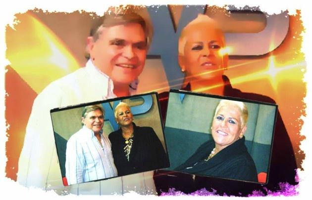 El emotivo recuerdo de Rony Vargas a María Martha Serra Lima.