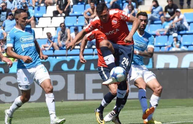 Belgrano e Independiente no se sacaron ventaja.