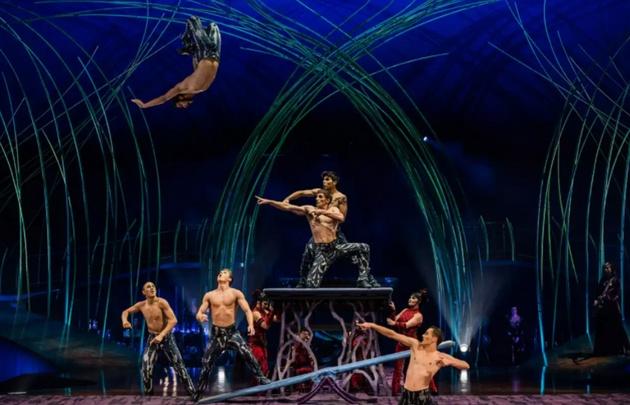 Amaluna es el show del Cirque du Soleil que llegará a Córdoba.