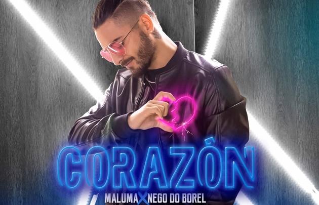 Corazón - Maluma