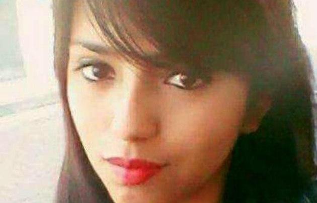 Micaela Peralta, de 22 años, se encuentra grave.