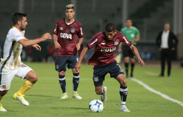 Rosario Central venció a Talleres en el Kempes.
