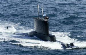 Continúa la desesperada búsqueda del submarino ARA San Juan.