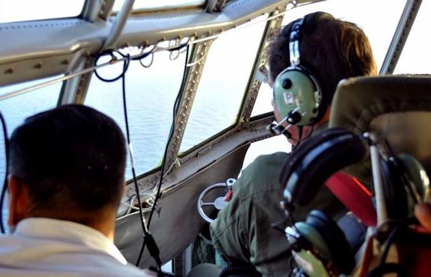 Operativo de búsqueda del ARA San Juan.