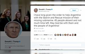 Donal Trump Tuit