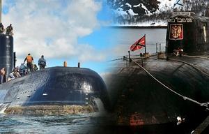 Diferencias y semejanzas entre el ARA San Juan y el submarino ruso.