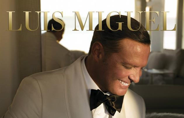 La portada del nuevo disco de Luis Miguel