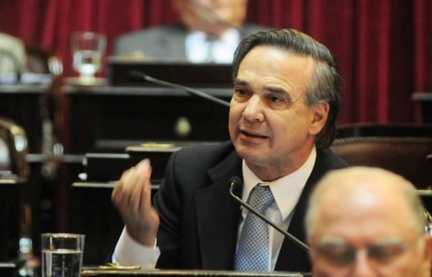 Pichetto dijo que la mayoría considera que el desafuero no es procedente.
