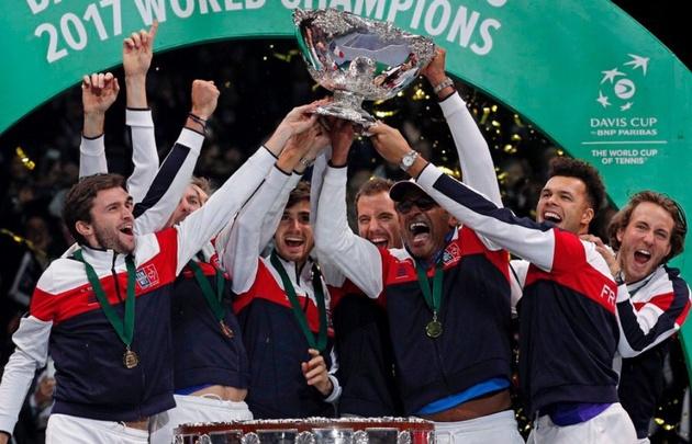 Francia ganó su 10º Ensaladera de Plata.