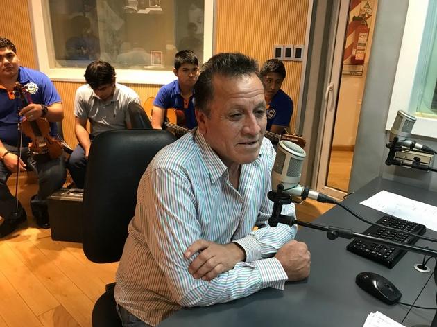 Coco Gómez en Viva la Radio.