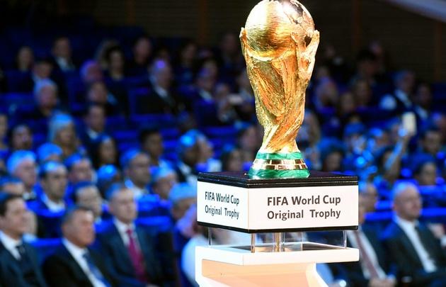 Se sortearon los grupos del Mundial 2018.