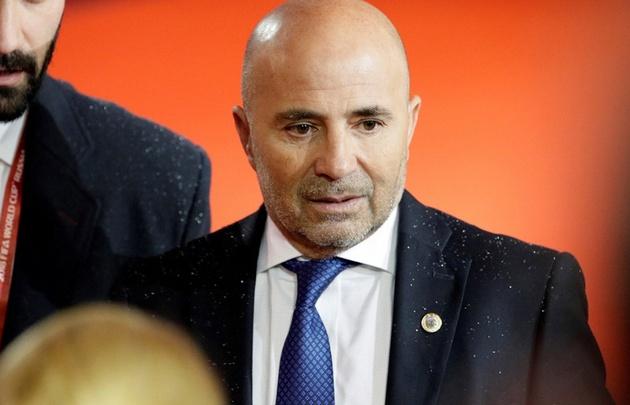 Jorge Sampaoli, DT de la Selección (Foto: Toda Pasión).