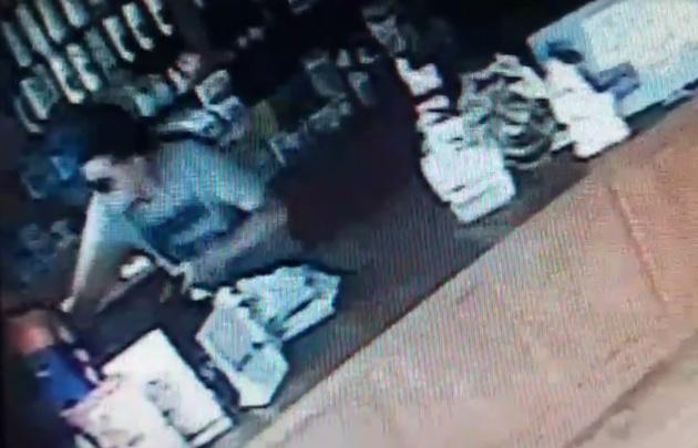 Violento asalto a una farmacia en Córdoba.