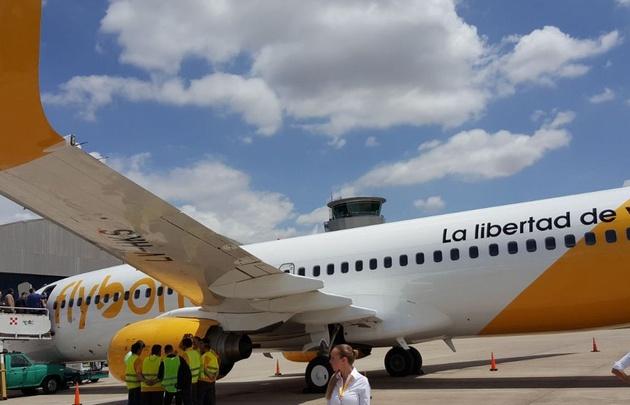 Flybondi ya opera en el país.