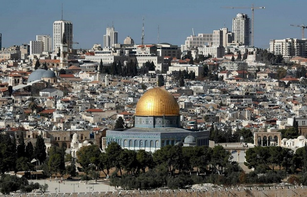 Trump declaró capital de Israel a Jerusalén.