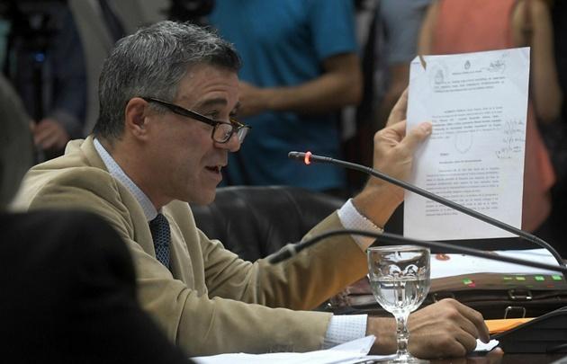Rafecas defendió su decisión de desestimar la denuncia de Nisman contra CFK.