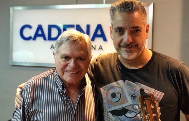 Marcelo Santos en Viva la Radio