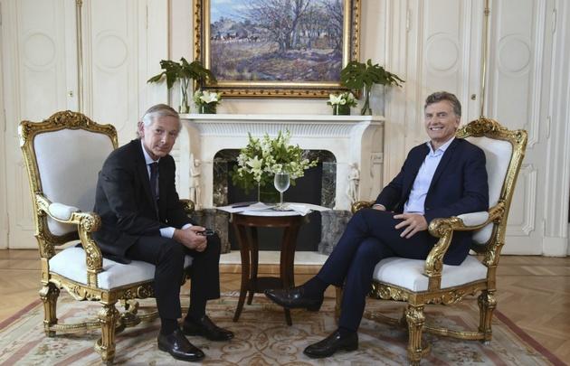Macri negó un pacto de impunidad con la ex presidente.