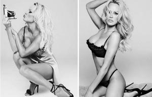 Pamela Anderson sigue cautivando con su belleza.