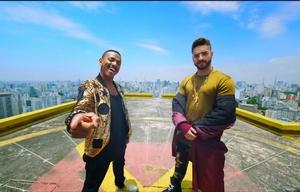 Nego do Borel acompaña a Maluma en su último videoclip. (Youtube)