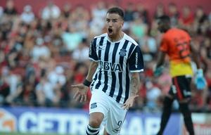 Junior Arias marcó el gol que le abrió el camino al triunfo al ''Matador''.