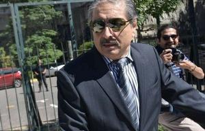 Carlos Kirchner permanece detenido desde el 22 de diciembre pasado.