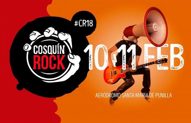 2 días con lo  mejor de la escena nacional del rock.