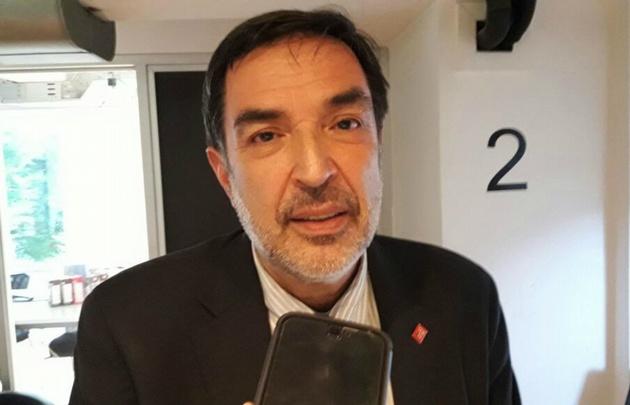 Patricio Santamaría, presidente del Consejo Directivo del Servicio Electoral de Chile