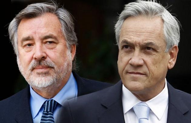 """Guillier y Piñera, en unas elecciones con """"sequía de encuestas""""."""