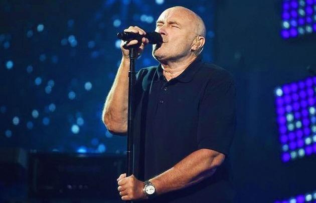 Phil Collins llegará a Córdoba el 19 de marzo.