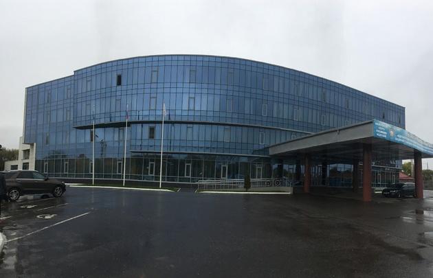 Bronnitsy Training Centre la casa de la Selección en Rusia.