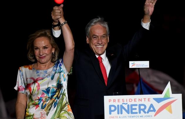 Sebastián Piñera volverá al Palacio de La Moneda, donde estuvo de 2010 a 2014.