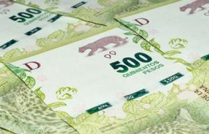 El billete de 500 pesos fue considerado el mejor del mundo.