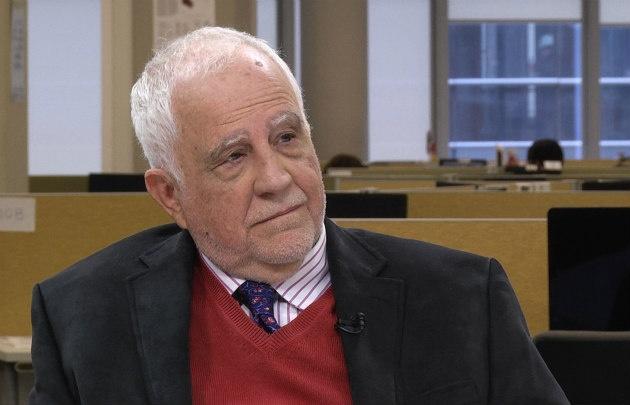 Alieto Guadagni apuntó al kirchnerismo en el conflicto con los jubilados.
