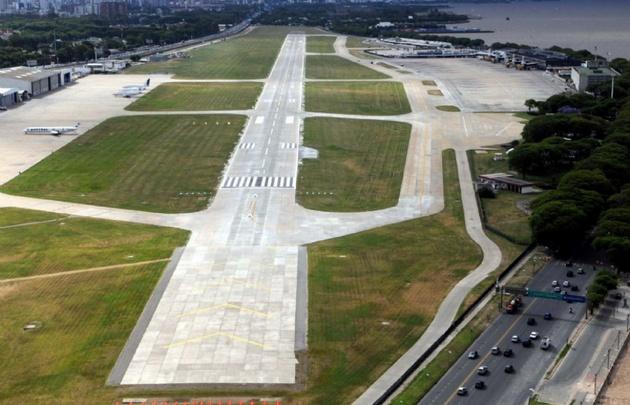 La infraestructura aeroporturia de El Palomar se modernizará.
