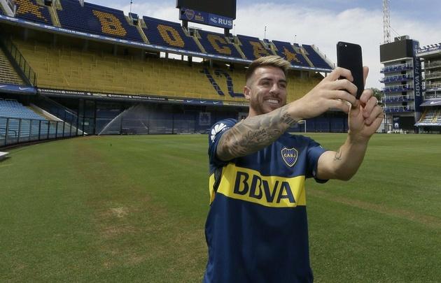 Boca adquirió el 50 por ciento del pase de Buffarini al San Pablo.
